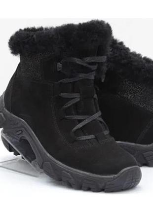 Женские зимние ботинки mida