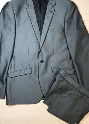 Костюм taylor & wright пиджак брюки