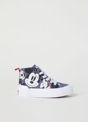 Ботинки h&m хайтопы высокие кеды кроссовки