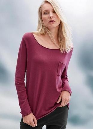 Тонкий женский свитерок большого размера 56 tcm tchibo германия tcm tchibo