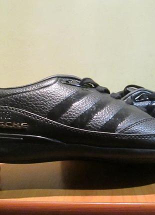 Кроссовки adidas porsche р.43 1/3,р.44.оригинал.сток.обувь из европы