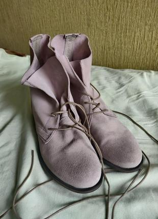 Ботинки post xchange