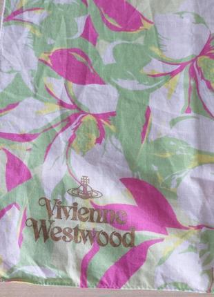 Vivienne westwood (италия) шейный платок