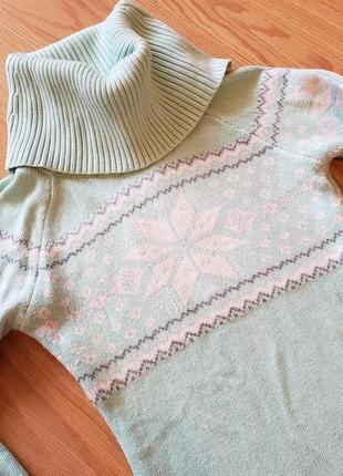 Вязане плаття