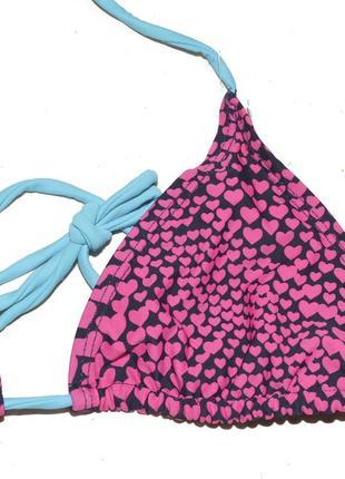 Новый купальник в сердечко и розовым низом tally weijl4 фото
