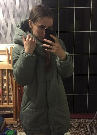 Очень крутая куртка-одеяло