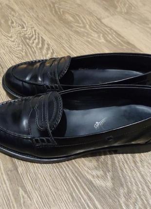 Туфли лоферы geox