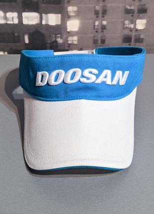 Козырек (кепка для тенниса) doosan