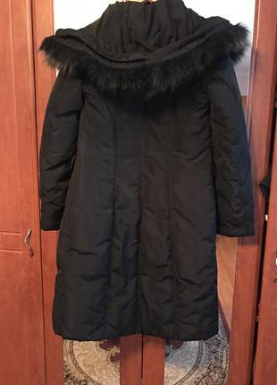 Пуховик пальто daser