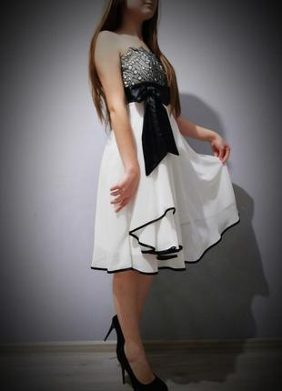 Шыкарное вечернее платье 👗/вечірня сукня ./ платье миди