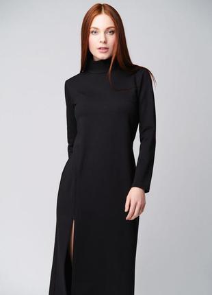Платье - трансформер с разрезом на ноге ganveri