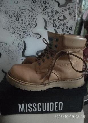 Фирменные ботинки kasogi