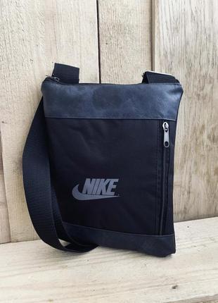 Новая стильная качественная сумка через плечо + кожа pu / барсетка / бананка