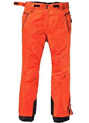 Термо штаны лыжные на тинсулейте crivit sports, размер 52 евро