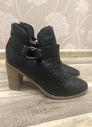 Ботинки asos кожа 6 uk 39/40