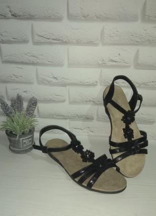 Босоножки сандалии good sole р 39 на широкую ногу