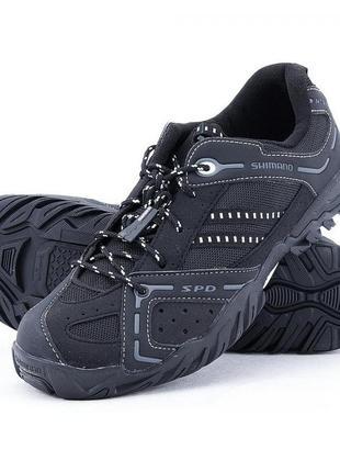 Велотуфли shimano men's sh-mt32l mtb shoes