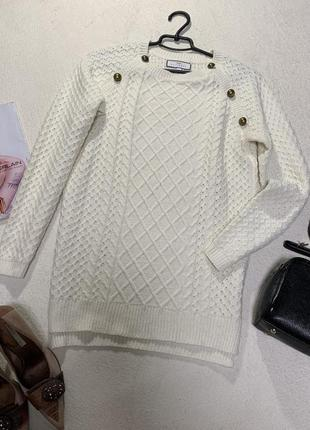 Стильный свитерок,размер м