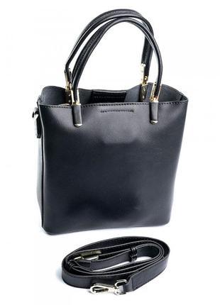 Женская кожаная сумка жіноча невелика шкіряна сумка на плече