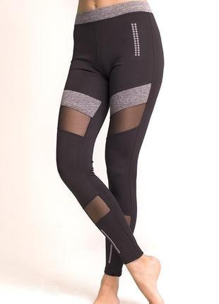 Спортивные лосины legs