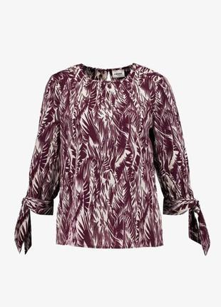 Блуза блузон блузка