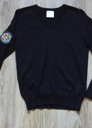 Шерстяной свитер nike golf кофта спортивная для гольфа