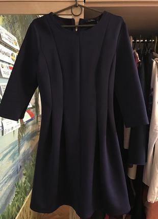 Супер платье хорошей длины