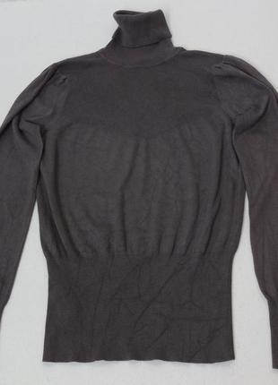 Тонкий свитер с горлом, водолазка, гольф.2