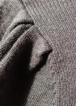 Тонкий свитер с горлом, водолазка, гольф.4