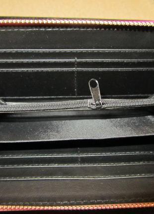 Лаковый кошелёк2 фото