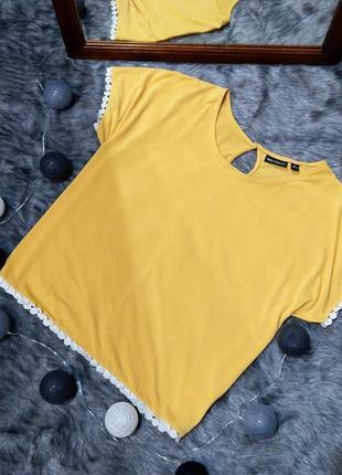 Блуза кофточка с фигурным кружевом ninaleonard1 фото