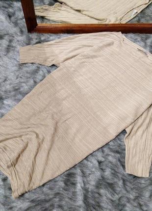 Удлиненный пуловер кофточка туника george