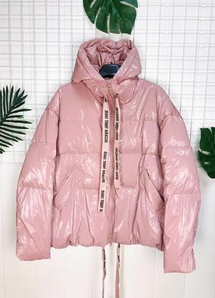 Женская куртка оверсайз