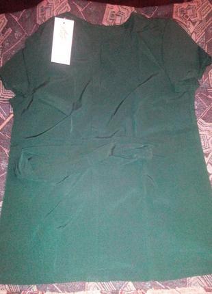 Блузка з поясом