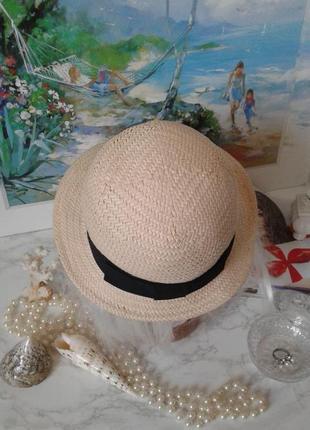 Соломенная шляпка - h&m
