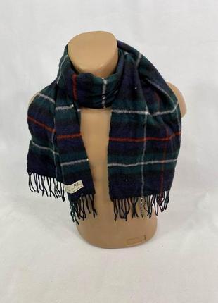 Шарф фирменный tex accessories, scotland, cashmere