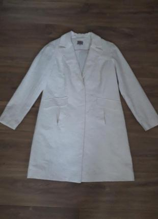 Шикарный удлинённый пиджак marks&spenser