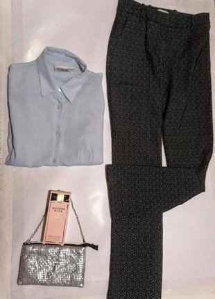 Шикарные,нарядные  брюки от h&m * sx-m.