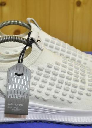 Мужские кроссовки puma avid ignite fusefit evoknit lace ways