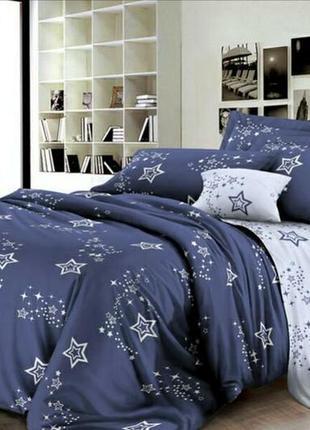 Хлопковое постельное белье гламурные звезды в подарочной упаковке