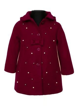 Пальто деми кашемир