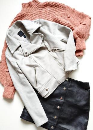Куртка-косуха от new look