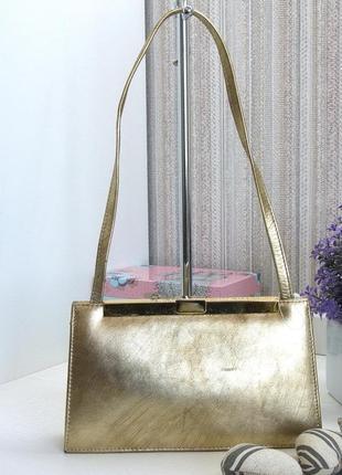 Вечерняя сумка, клатч, carvela, натуральная кожа