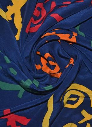 Шелковый платок / хустинка / из нидерланд