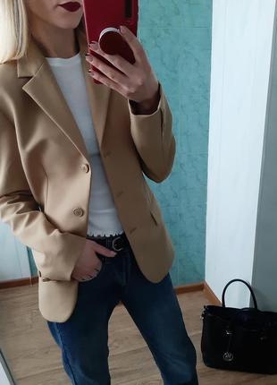 Шикарный удлинённый пиджак, жакет