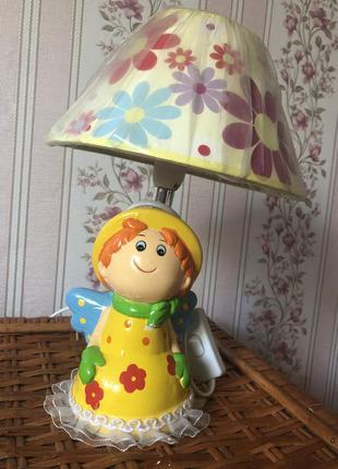 Светильник, лампа в детскую комнату