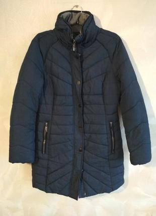 Куртка зимняя, пальто, пуховик еврозима so soire