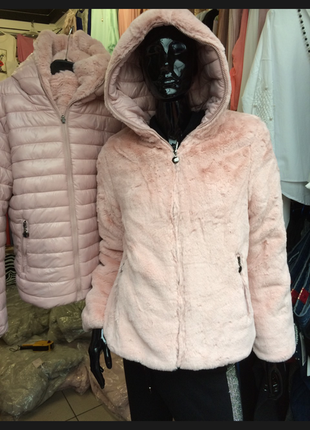Курточка -шубка