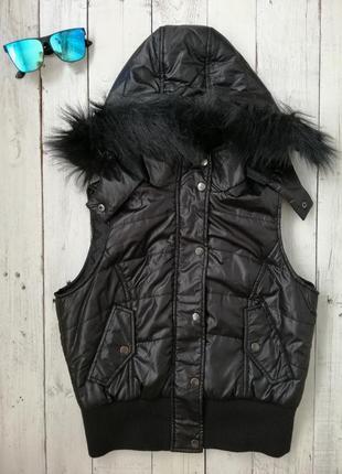 Новая,теплая жилетка koton, размер m.