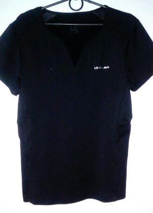 Спортивная футболка lagear, футболка для спорта